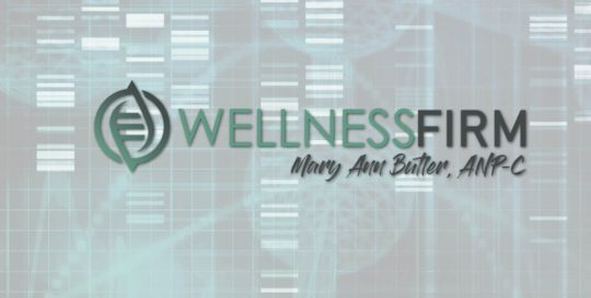 Wellness Firm PLLC Logo Design Website Design Social Media and Marketing strategy